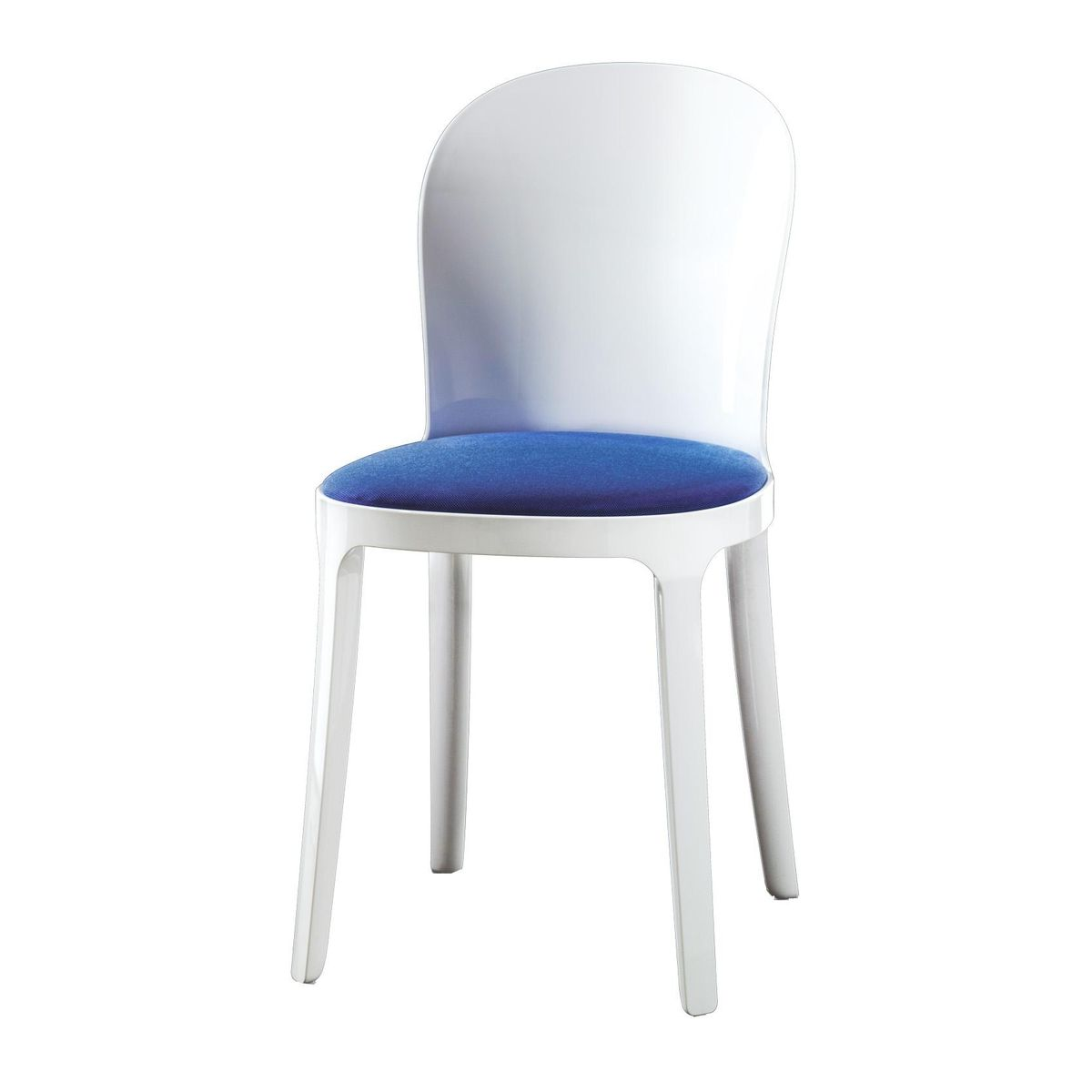 vanity chair white magis. Black Bedroom Furniture Sets. Home Design Ideas