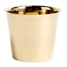HAY - Botanical Family Pot Brass