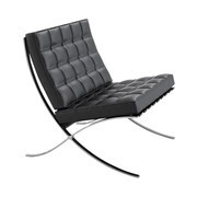 Knoll International - Barcelona fauteuil