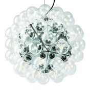 Flos - Taraxacum 88 S2 Suspension Lamp - aluminium/polished/Size 2/Ø105cm