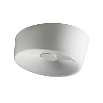 Foscarini - Lumiere XXS Deckenleuchte - weiß/Ø 25cm/H 10cm