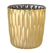 Kartell - Jelly Metallic - Vase