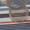 Chilewich - Shag Mixed Stripe Fußmatte 46x71cm