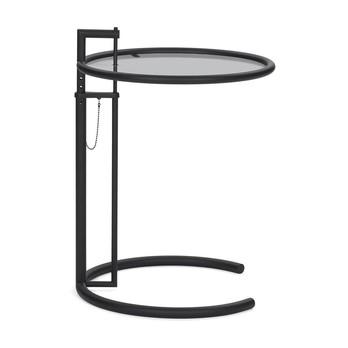 ClassiCon - Adjustable Table E 1027 Black Version Beistelltisch
