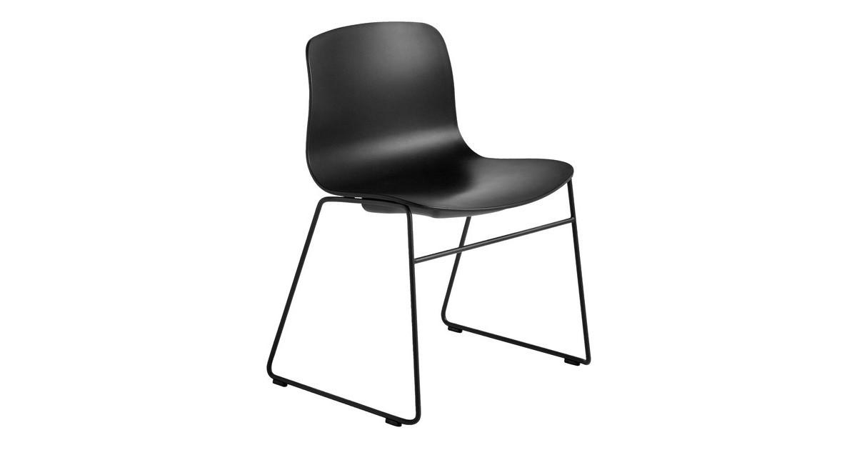 About a Chair AAC 08 Stuhl Gestell schwarz