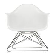 Vitra - Eames Plastic Armchair LAR Chromed Base