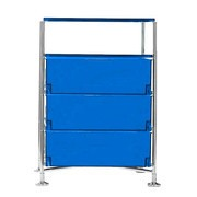 Kartell - Mobil 3+1 Container With Feet