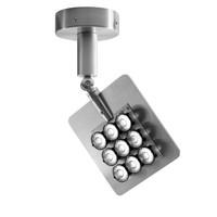 Danese - Una Pro 6° 9 LED Soffitto Strahler