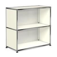 USM  Möbelbausysteme  - USM Haller Shelf With 2 Compartments