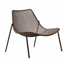 emu - Round Lounge Chair