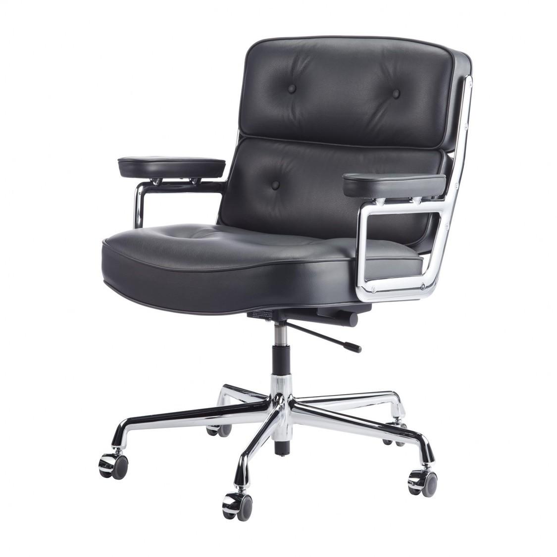 vitra es 104 eames lobby chair b rostuhl ambientedirect. Black Bedroom Furniture Sets. Home Design Ideas