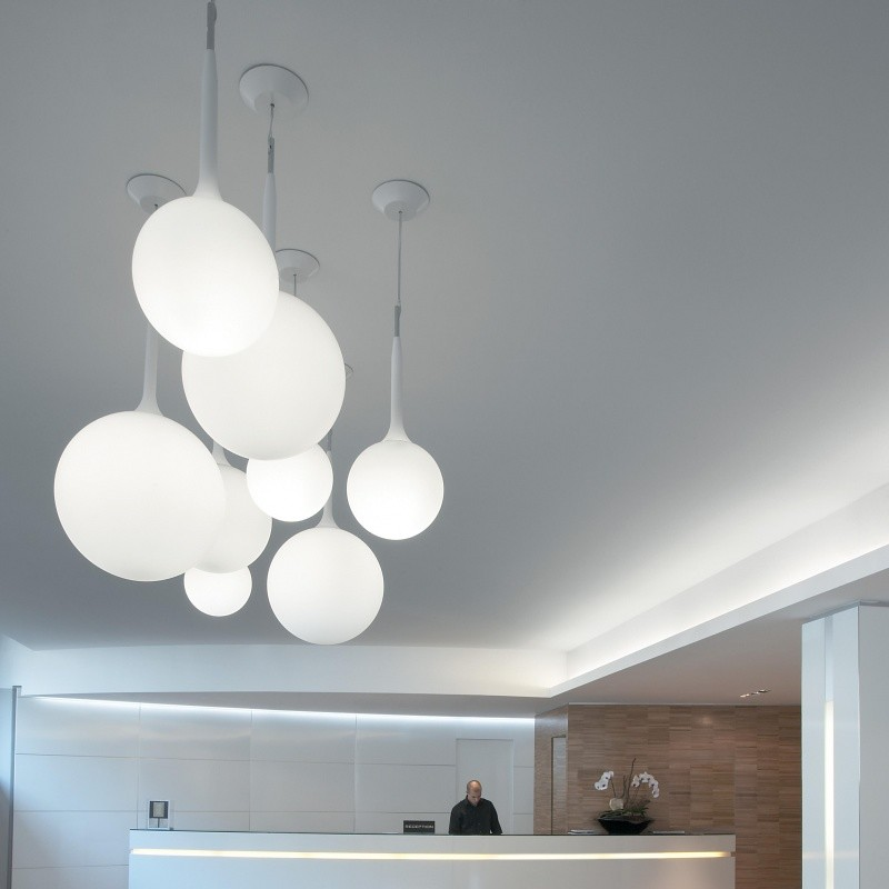 Castore Sospensione Suspension Lamp Artemide