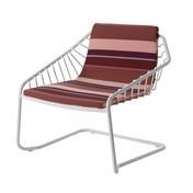 emu - Cantilever 034 Sessel  - weiß/ohne Kissen/Einzelstück - nur einmal verfügbar!