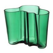 iittala - Alvar Aalto Vase 160mm - smaragdgrün