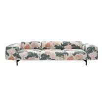 Kartell - Largo 3-Sitzer Sofa 301x96x69cm