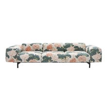 Kartell - Largo 3-Seater Sofa 301x96x69cm