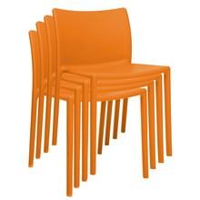 Magis - Air Chair Stuhl 4er Set