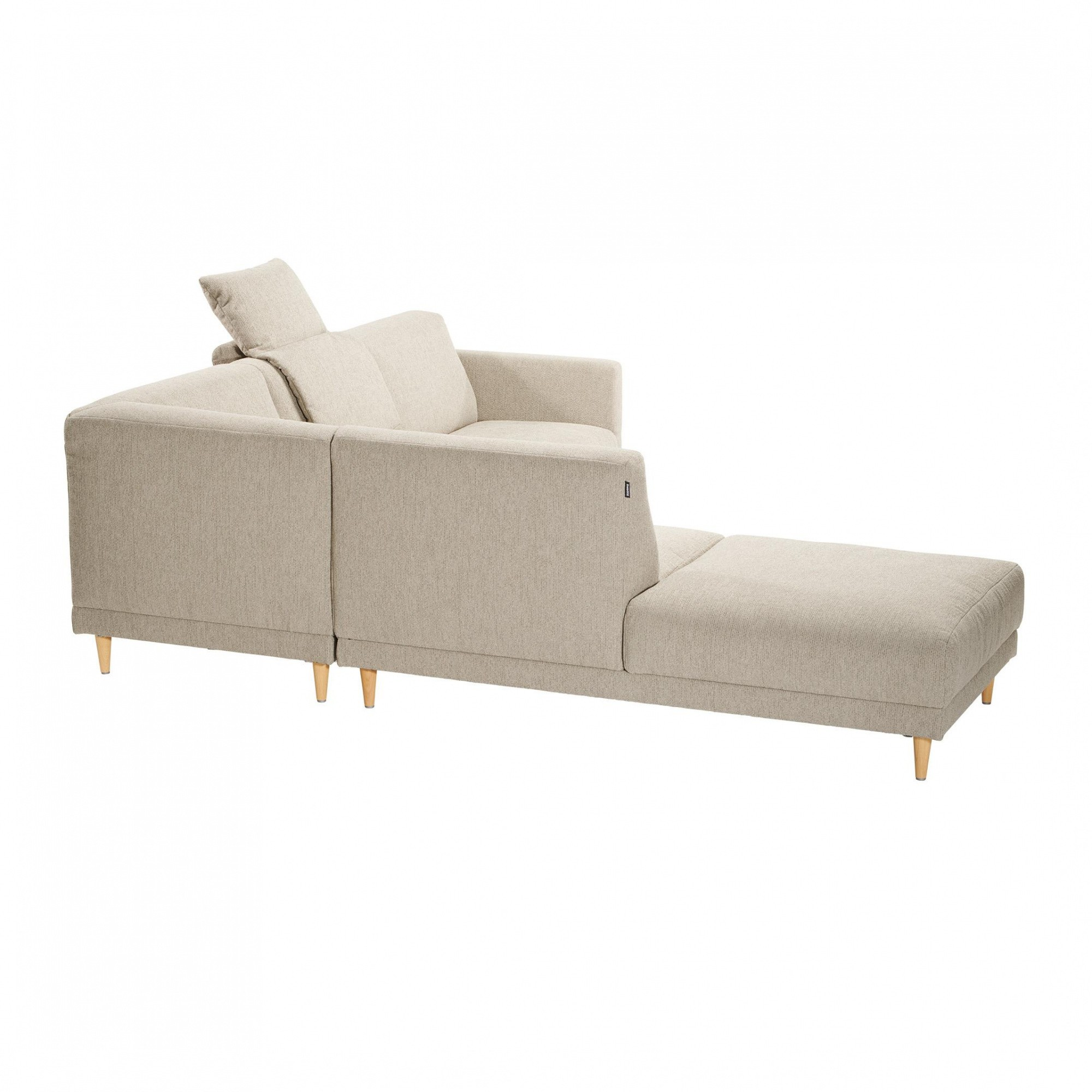 Freistil Rolf Benz Freistil 141 Lounge Sofa 225x258cm Ambientedirect