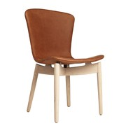 Mater - Shell Chair Oak Matt Lacquered
