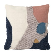 ferm LIVING - Loop Landscape Cushion 50x50cm
