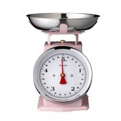 Bloomingville - Bloomingville Küchenwaage  - rosa/Maximalgewicht: 5 kg/25x16,5x22cm