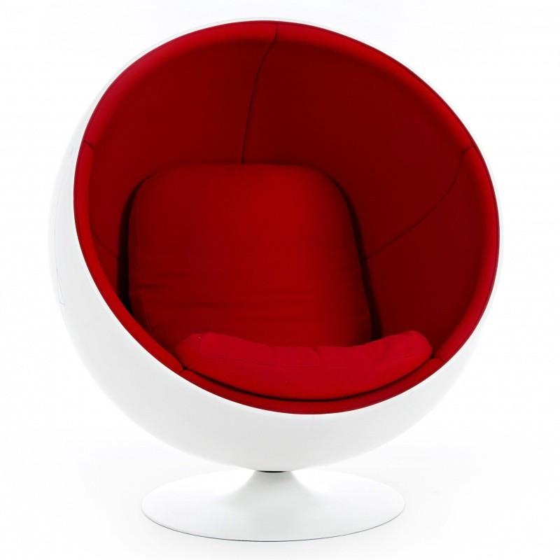 ball chair fauteuil ballon ou globe adelta. Black Bedroom Furniture Sets. Home Design Ideas