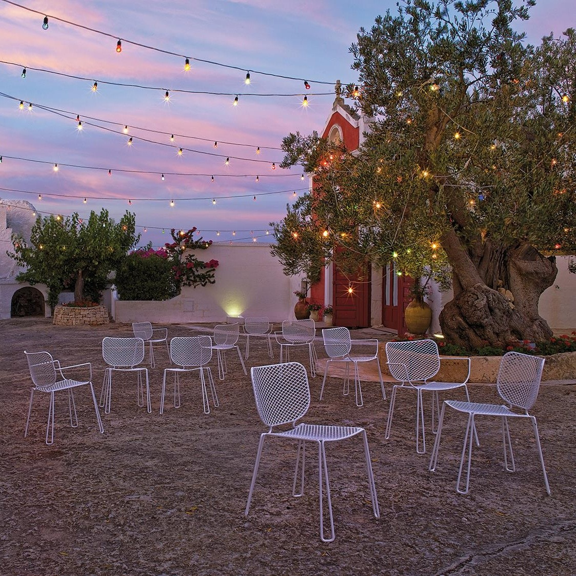 Ivy chaise de jardin emu for Jardin 7 17