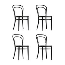 Thonet - Set de 4 chaise Thonet 214 Promo