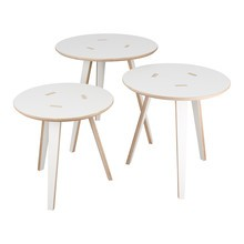 Tojo - Table d'appoint Rund