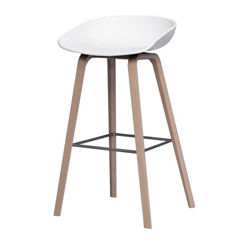 HAY About a Stool AAS32 - Taburete de bar 75cm | AmbienteDirect