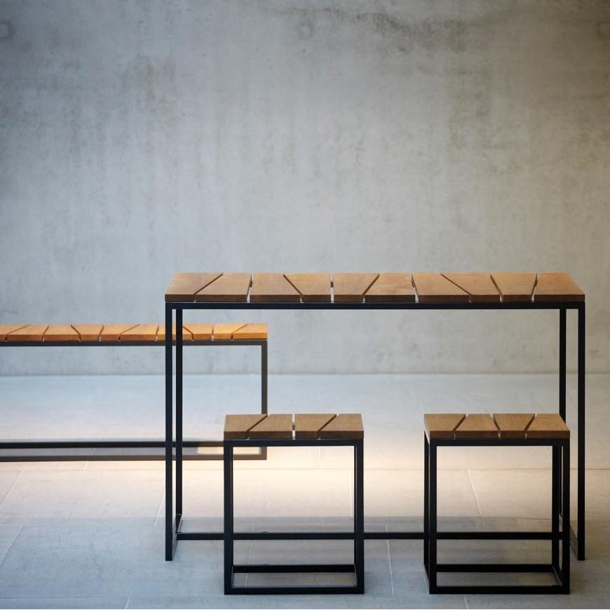 jan kurtz alois gartenm bel set ambientedirect. Black Bedroom Furniture Sets. Home Design Ideas