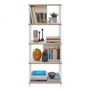 Müller Small Living - Système d'étagère Pal 60x35x146,6cm