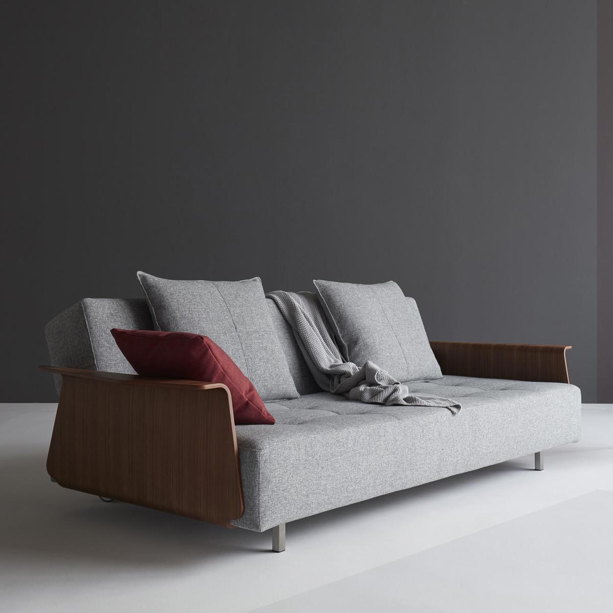 long horn excess klappsofa mit armlehnen innovation sofas. Black Bedroom Furniture Sets. Home Design Ideas