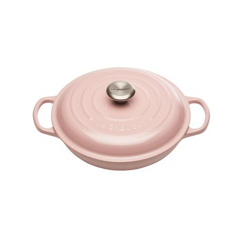 Le Creuset - Limited Edition Signature Gourmet Profitopf - rosa/Ø26cm/für alle Herdarten geeignet