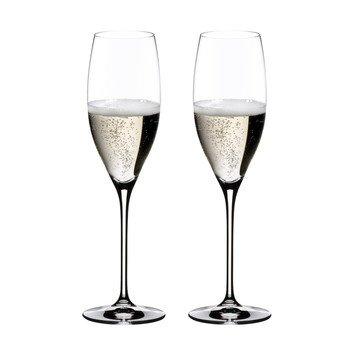 Riedel - Vinum Cuvée Prestige Weinglas 2er Set - transparent/H 21,8cm, 230ccm