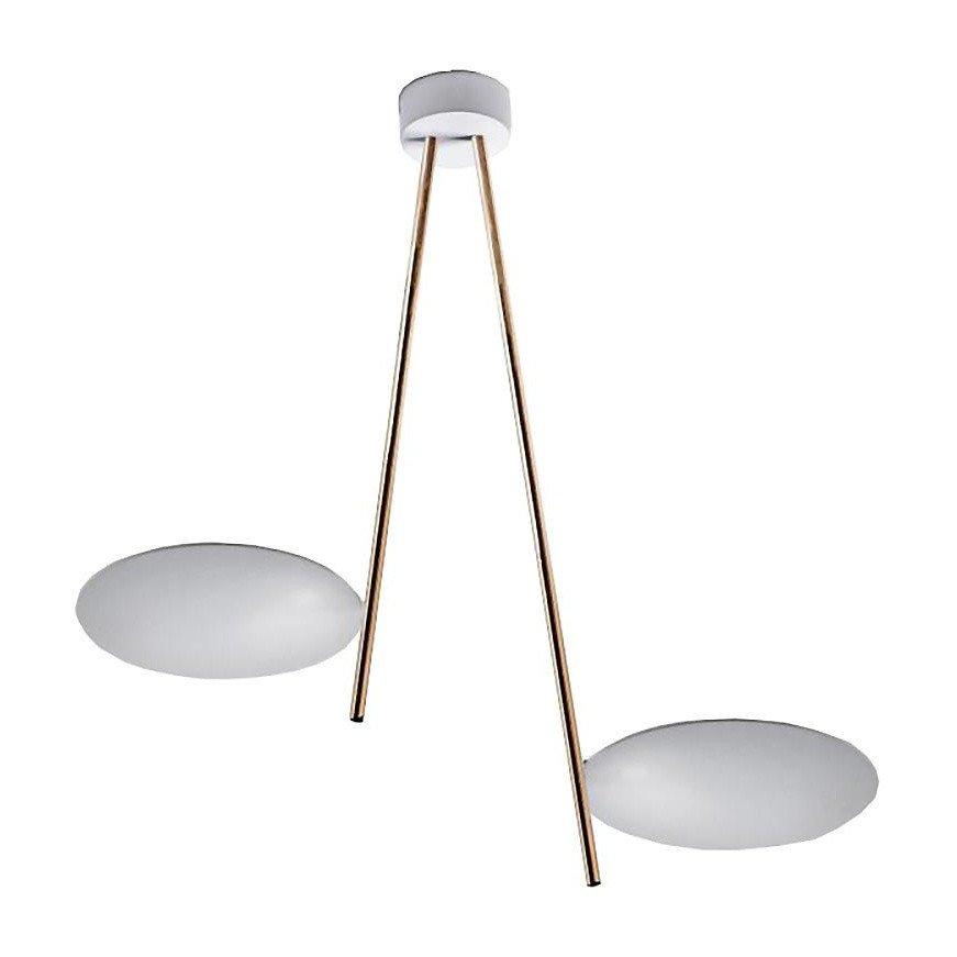 Catellani & Smith Lederam C2 LED Plafonnier