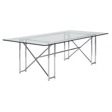 ClassiCon - Double X Office Table