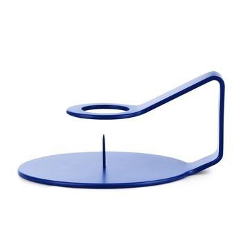 Normann Copenhagen - Nocto Kerzenstick - blau