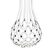Luceplan - Mesh D86 LED Suspension Lamp Ø 100cm