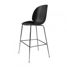 Gubi - Beetle Bar Chair Barhocker Chrom 118cm