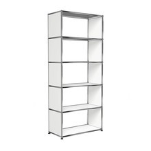 USM - USM Haller Shelf With 5 Compartments