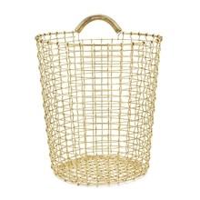 Korbo - Bin Brass Wire (Wall) Basket