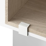 Muuto - Mini Stacked 2.0 Clips Set Of 5