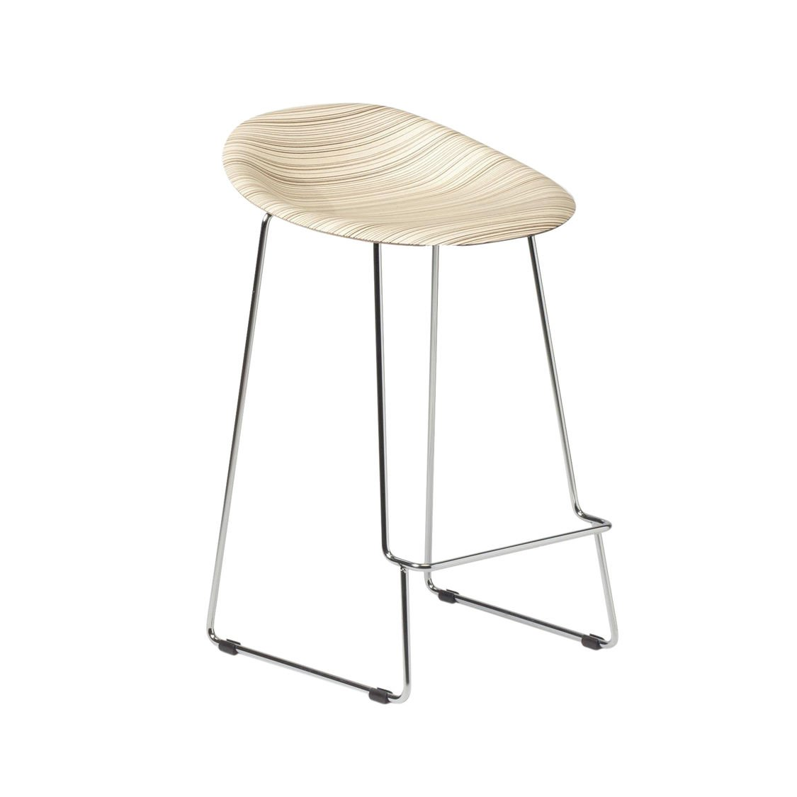 Plank Stella Bar stool | AmbienteDirect