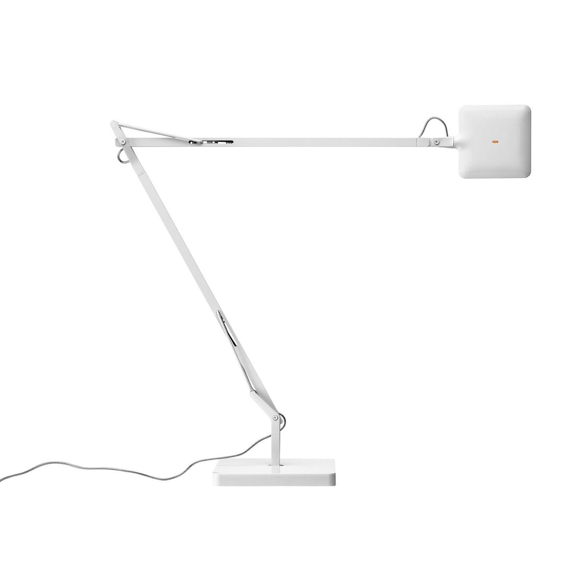 Flos - Kelvin LED Green Mode Desk L& With Base - white/3000K/325lm  sc 1 st  AmbienteDirect & Kelvin LED Green Mode Desk Lamp With Base | Flos | AmbienteDirect.com azcodes.com