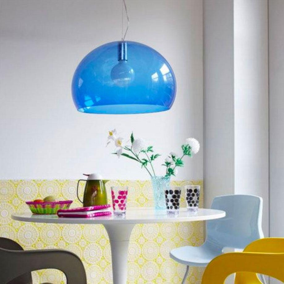 Kartell Fly. Awesome Fly Kids Lamp Small By Kartell In Transparent ...