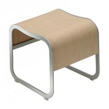 la palma - la palma Za-1 Bank/Hocker stapelbar Gestell aluminium