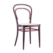 Thonet - Jubiläumsedition 214 Two Tone Bugholzstuhl