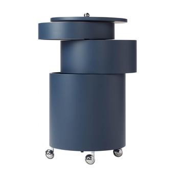 VerPan - Barboy Container - blau/H 72,5cm / Ø 38cm
