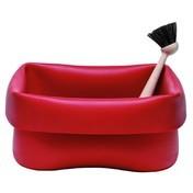 Normann: Hersteller - Normann - Washing up - Spülschüssel mit Bürste